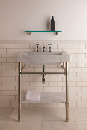 The Circa Vanity by Stone Forest